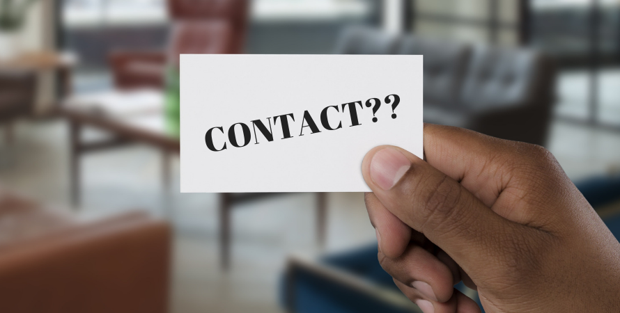 Contact Us page is important