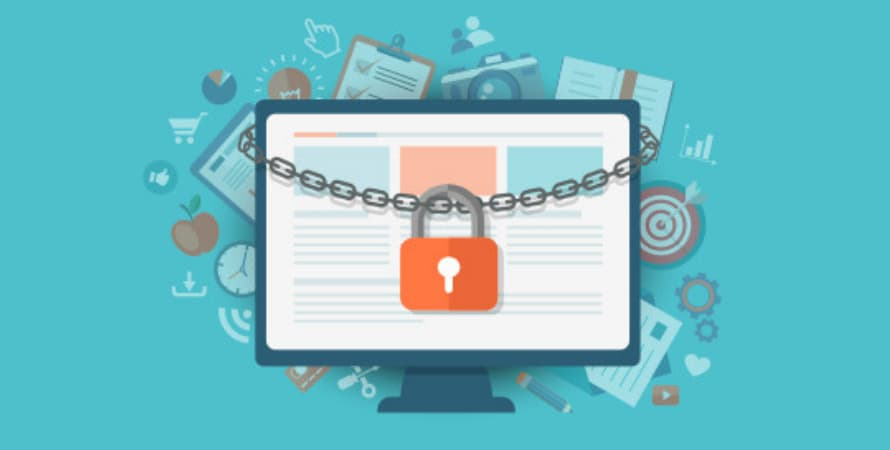 Secure your website to protect customer information